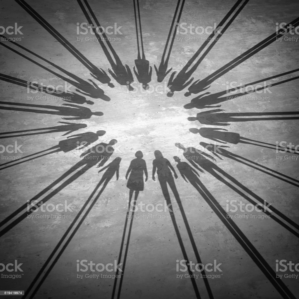 People Together stock photo