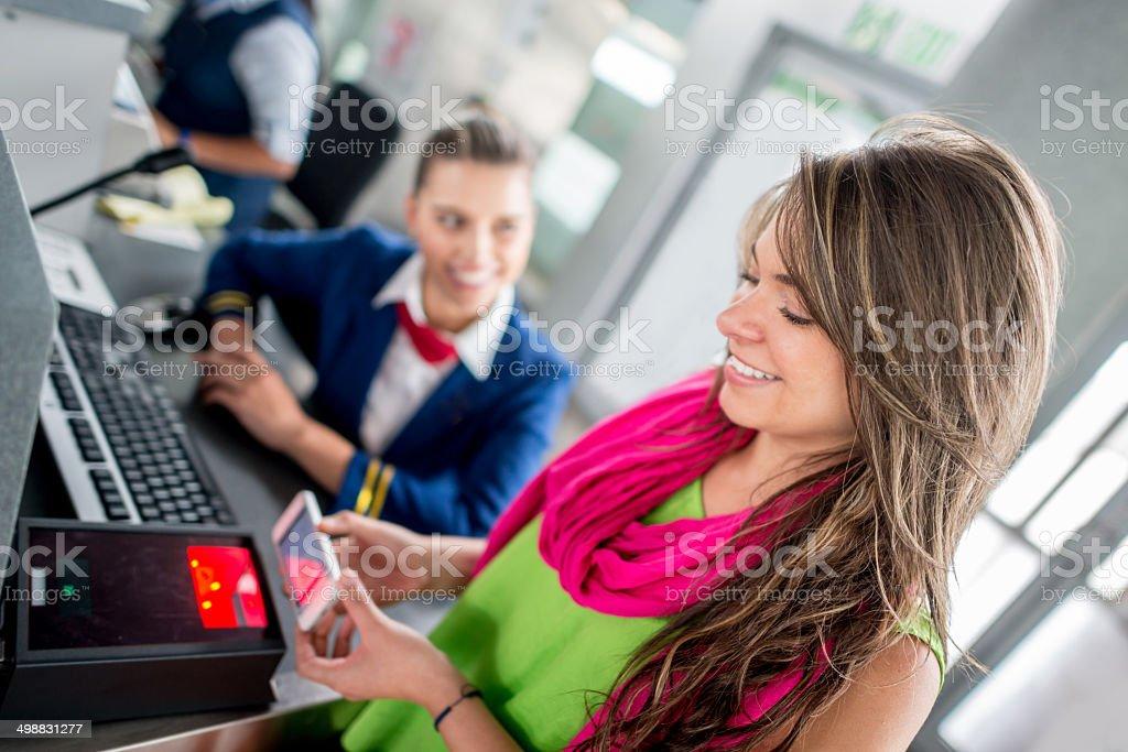 People traveling stock photo