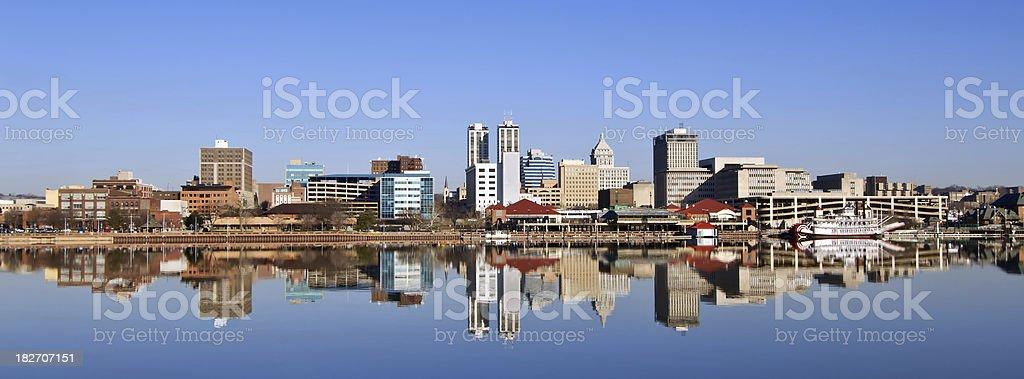 Peoria, Illinois stock photo