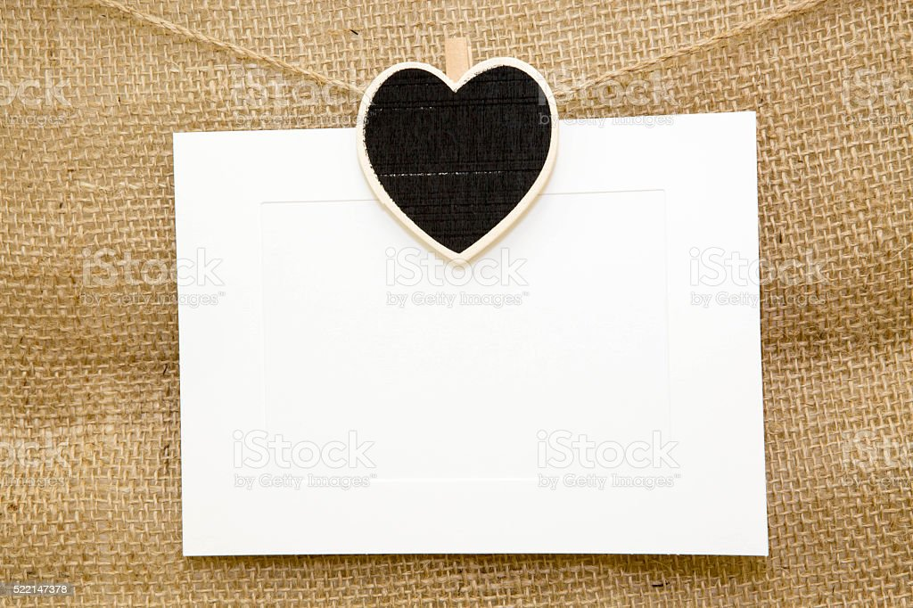 peper note on background stock photo