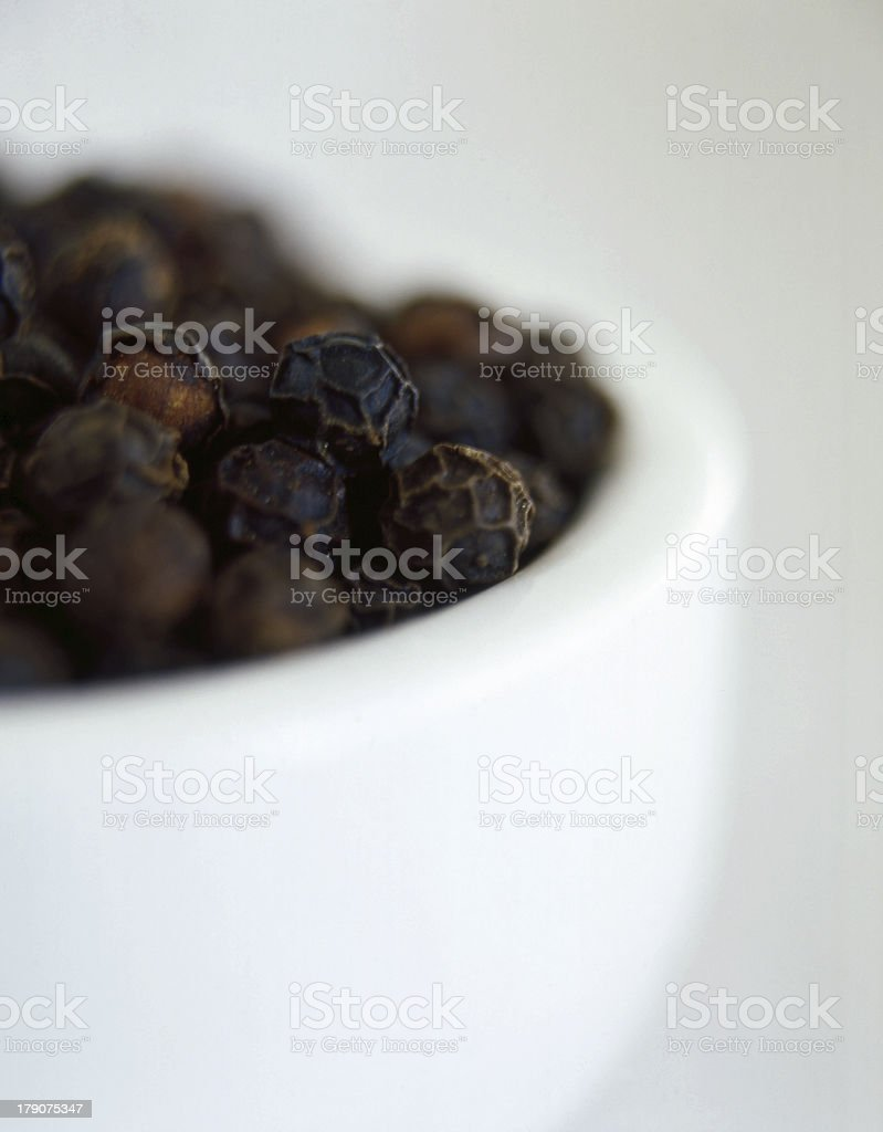 pepper corns royalty-free stock photo
