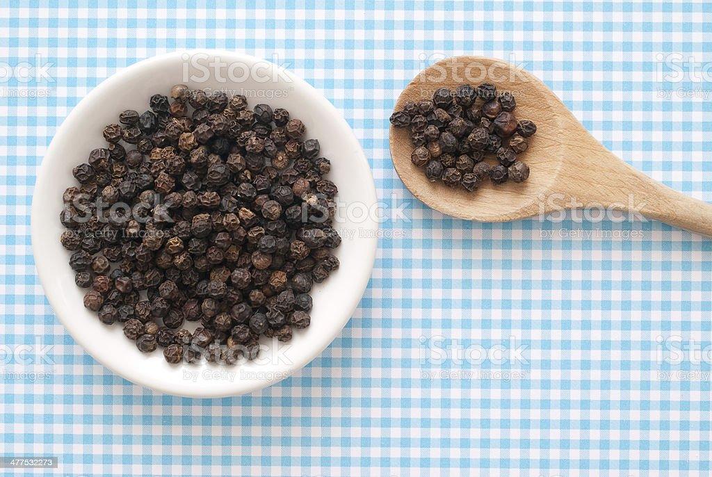 Pepper Corns stock photo