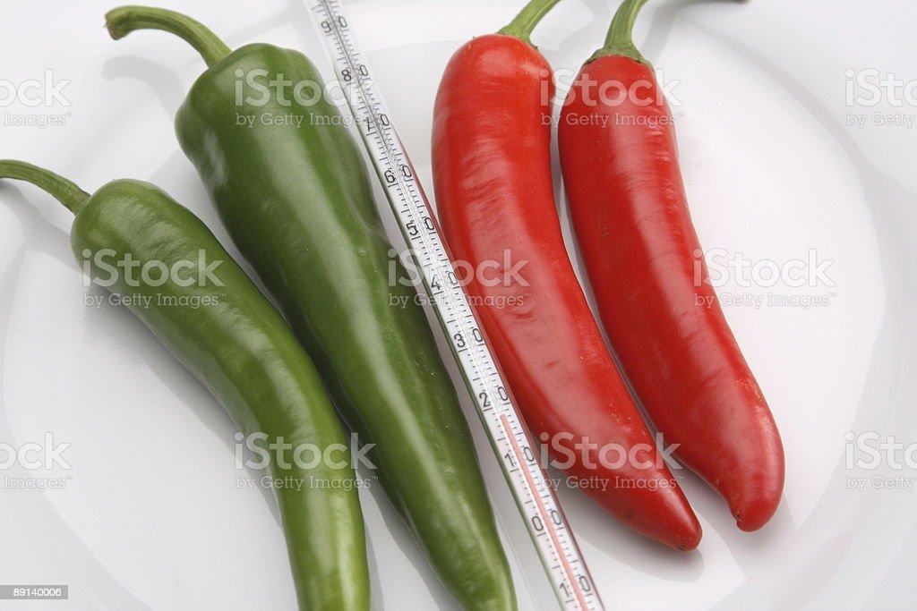 Pepper Quattro stock photo