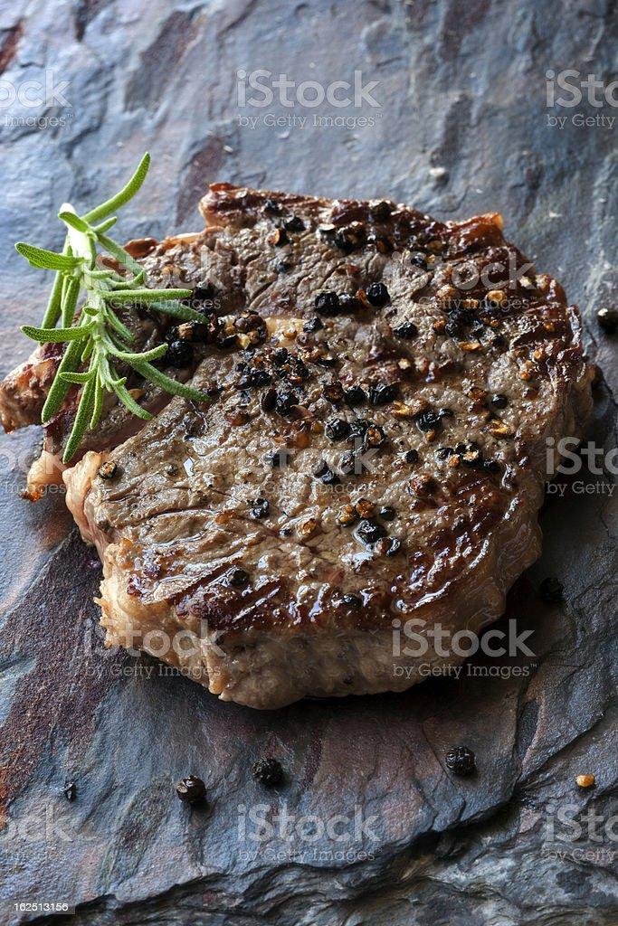 Pepper Steak royalty-free stock photo