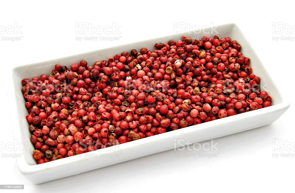 Peppercorns royalty-free stock photo