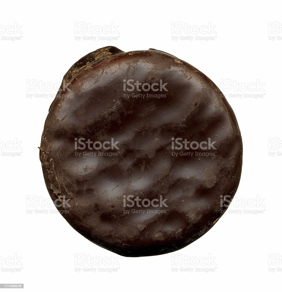 Peppermint Patty Candy royalty-free stock photo