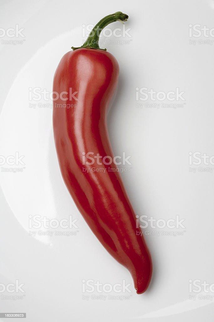 Pepperoni royalty-free stock photo