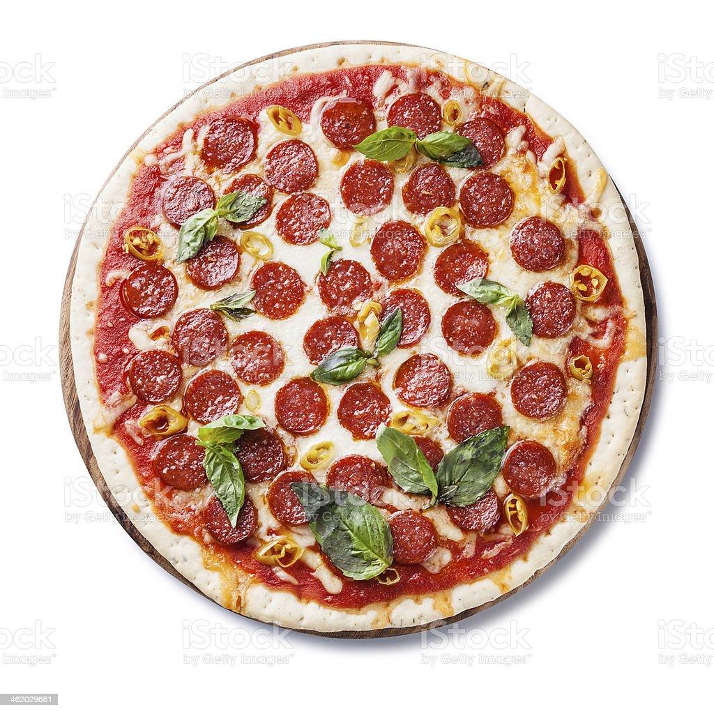 Pepperoni Pizza – Foto
