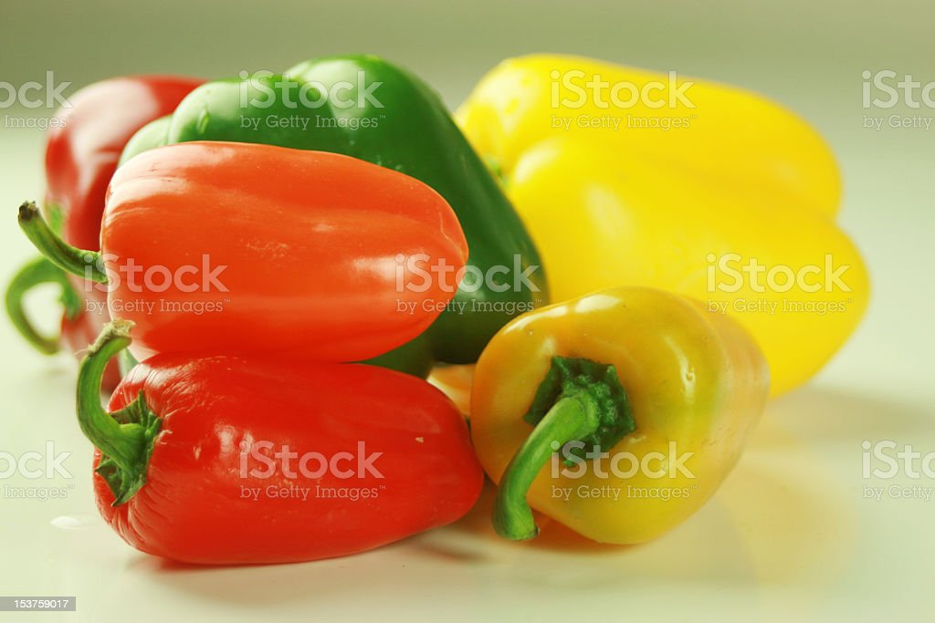 Frazier Peppers foto stock royalty-free
