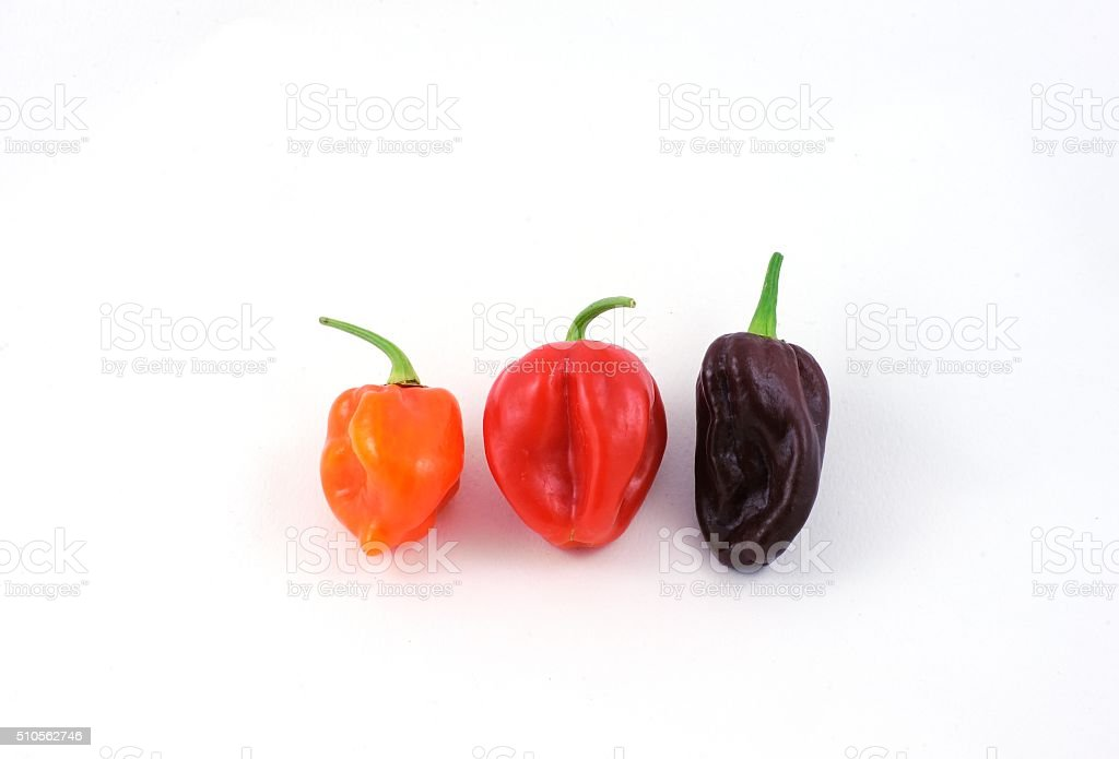 Peppers stock photo