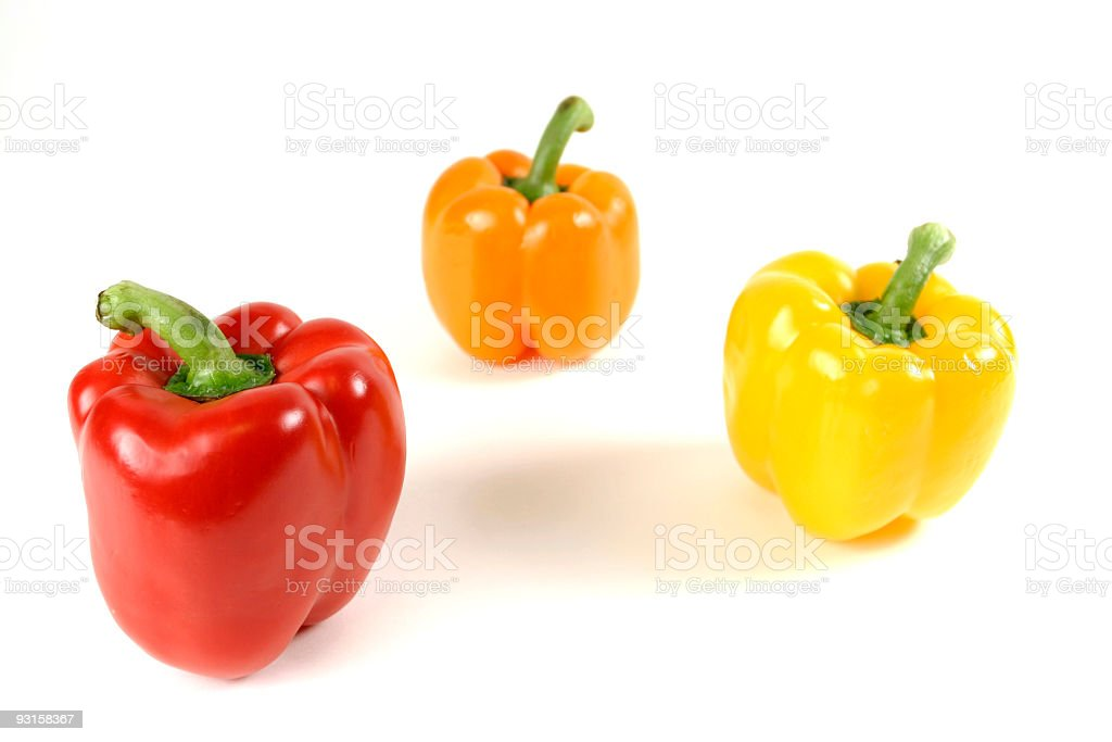 peppers_01 stock photo