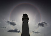 Perch Rock Lighthouse Halo