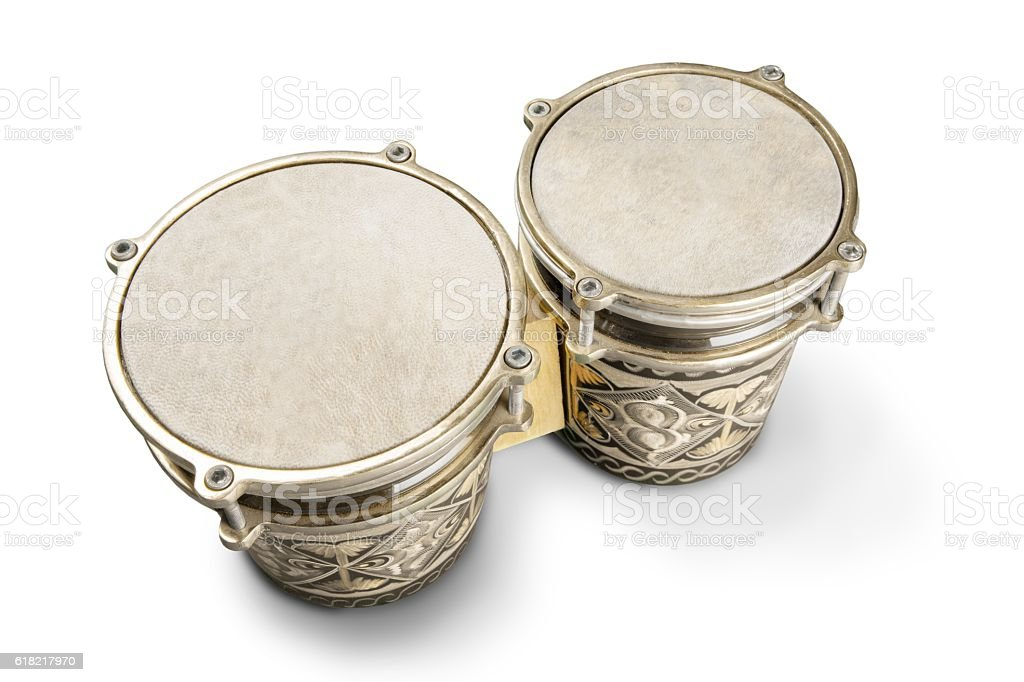 Percussion instrument stock photo