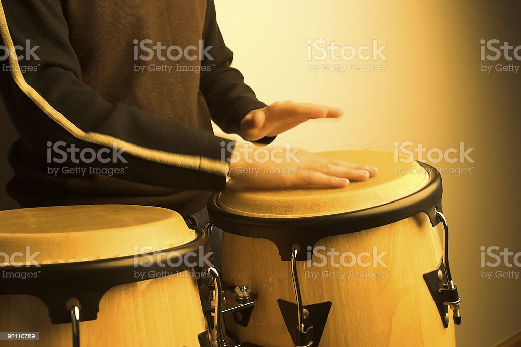 Percussion (Right) royalty-free stock photo