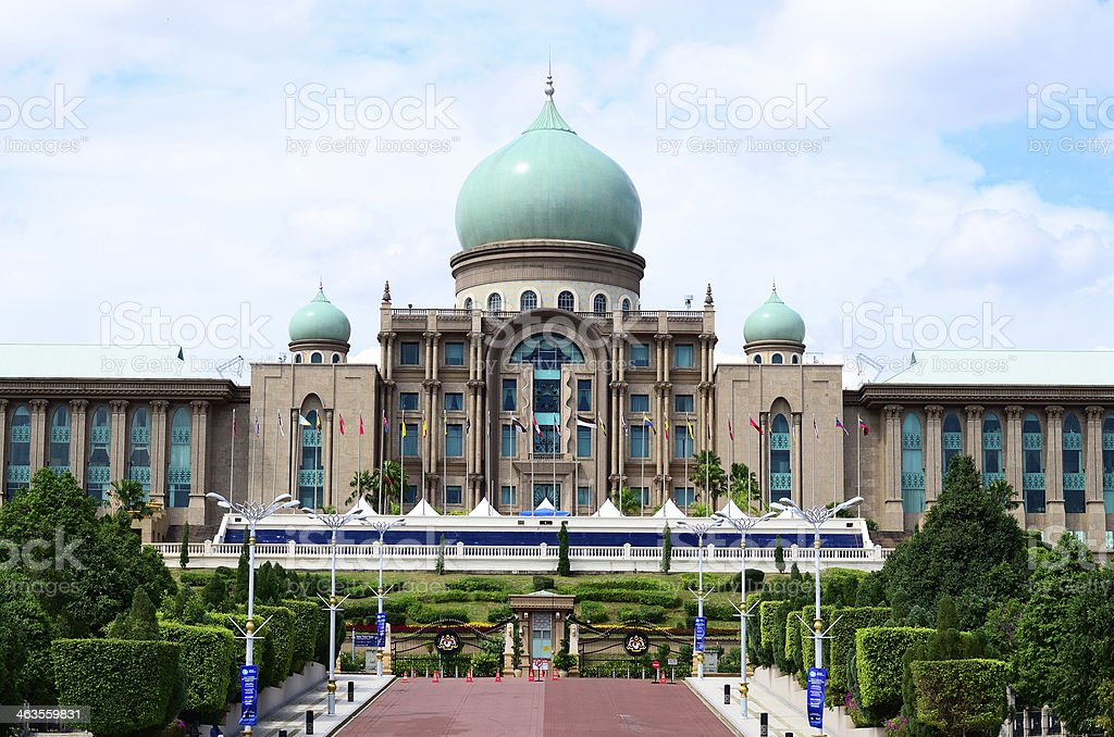 Perdana Putra stock photo