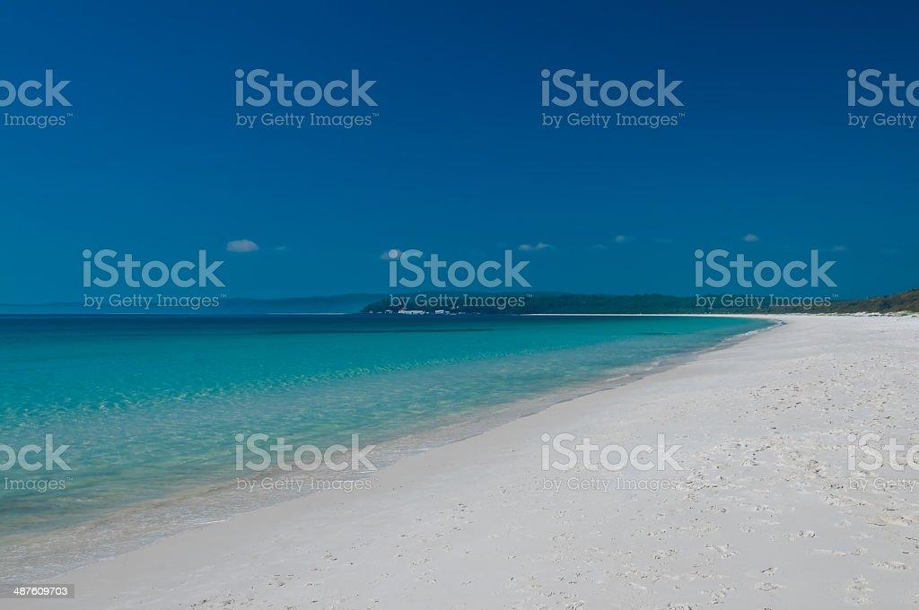 Perfect Beach #1 stock photo