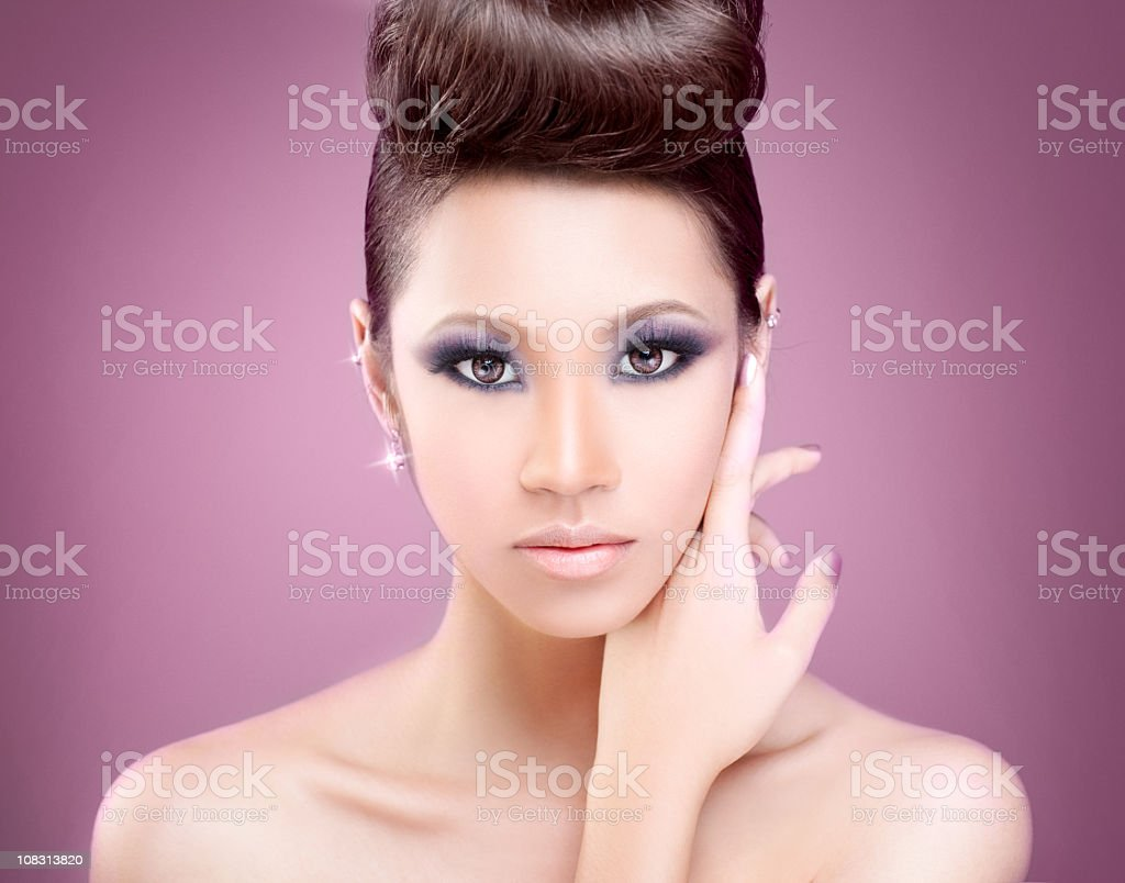Perfect Beauty royalty-free stock photo