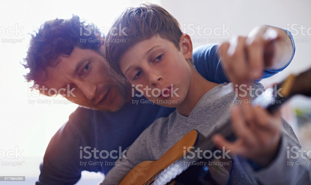 Perfect bonding activity stock photo