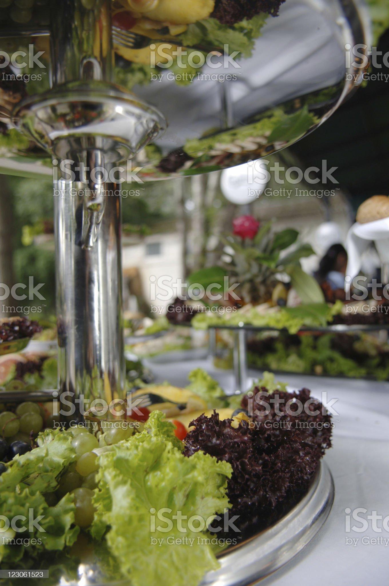 Perfect buffet XL royalty-free stock photo