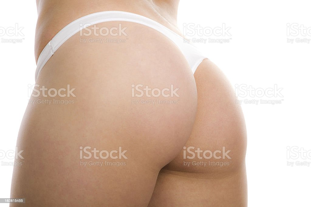 Perfect Butt royalty-free stock photo