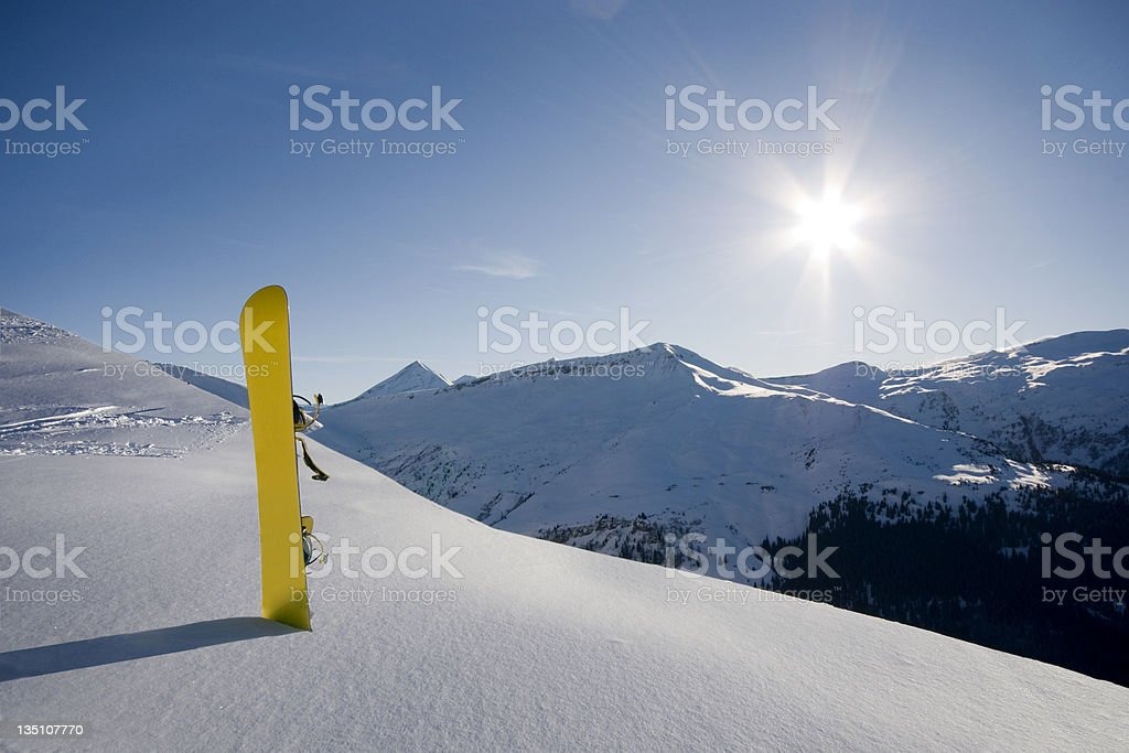 Perfect Conditions royalty-free stock photo