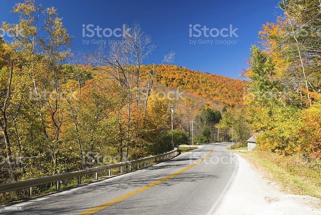 Perfect drive stock photo