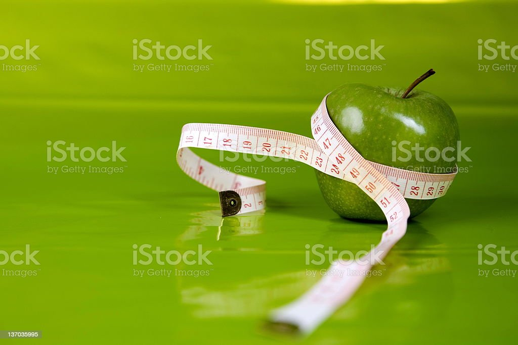 perfect figure stock photo