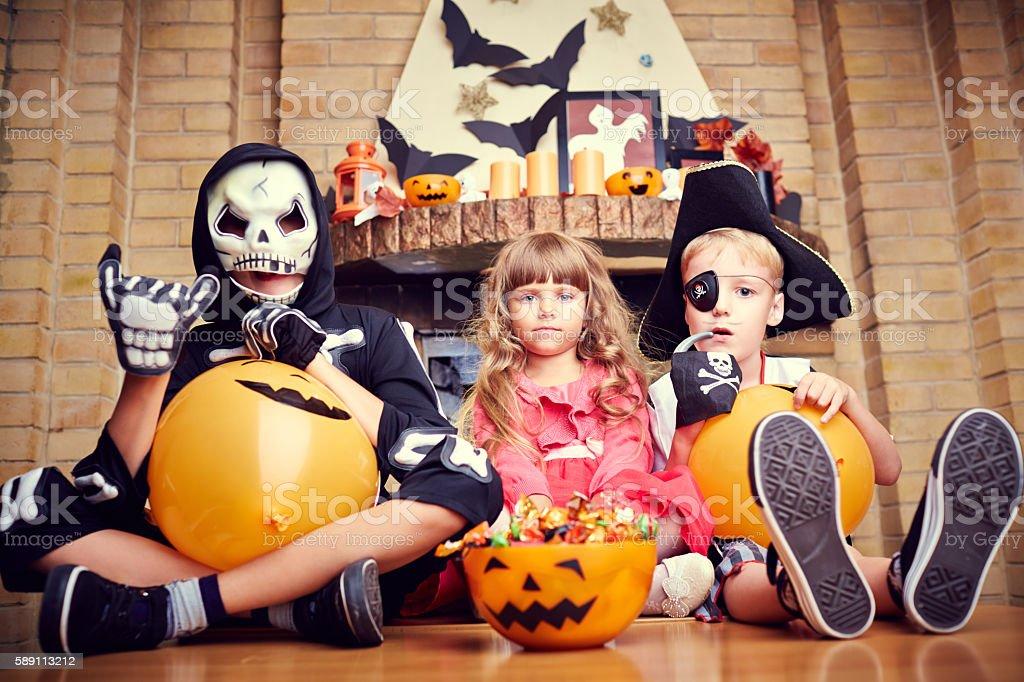 Perfect Halloween stock photo