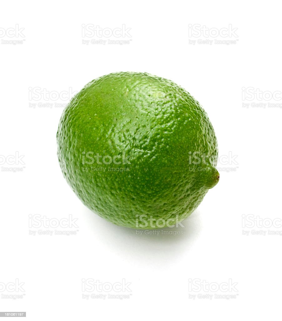 Perfect Lime stock photo