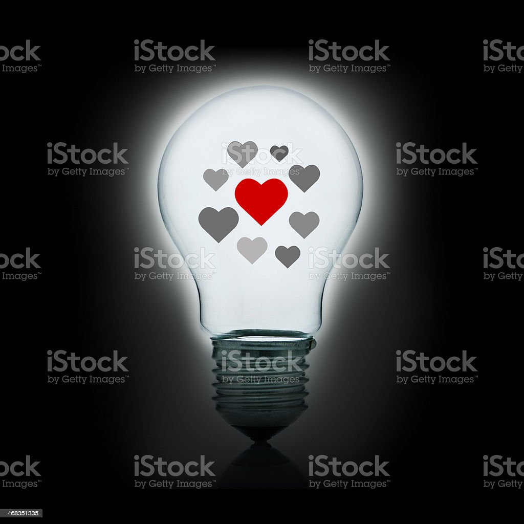Perfect love! royalty-free stock photo