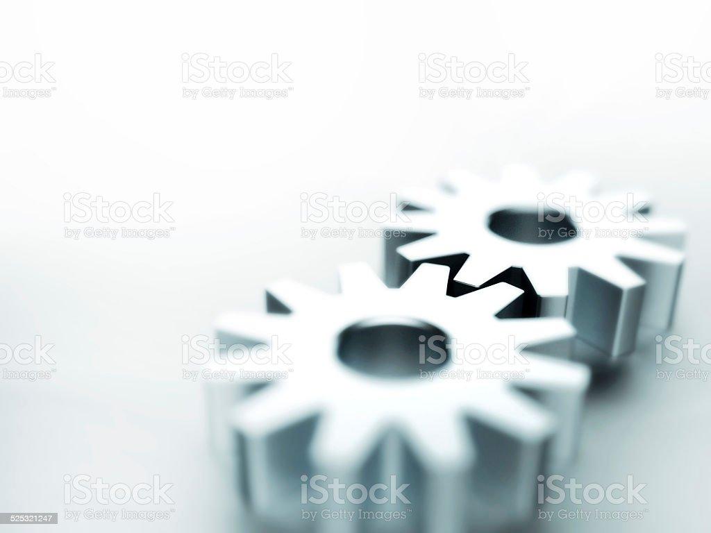 Perfect Mechanism stock photo