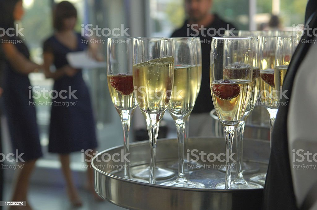 perfect party royalty-free stock photo