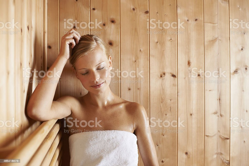 Perfect Peace stock photo