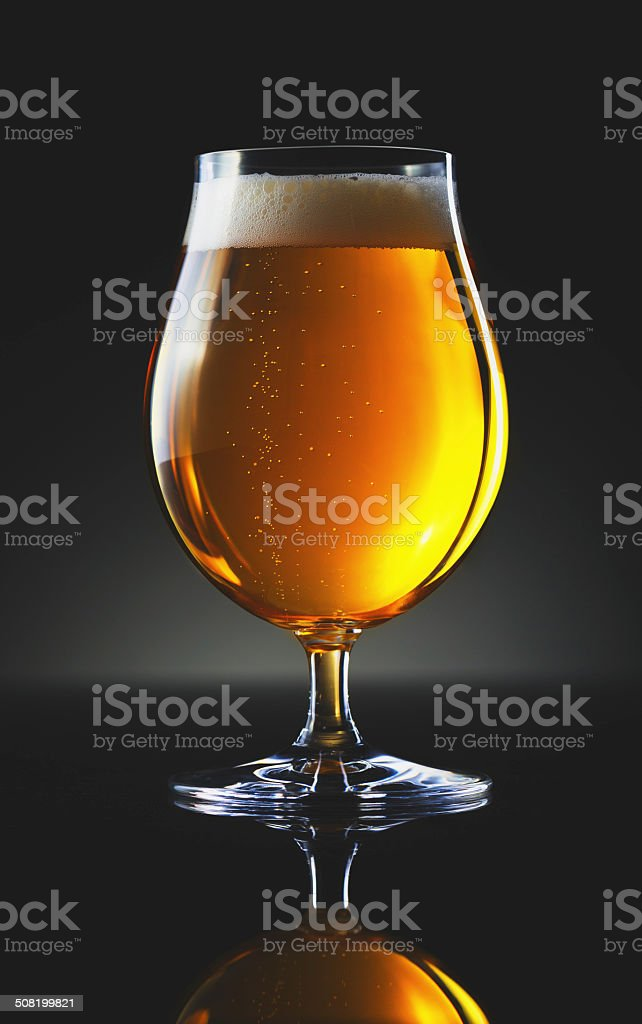 Perfect Pint stock photo