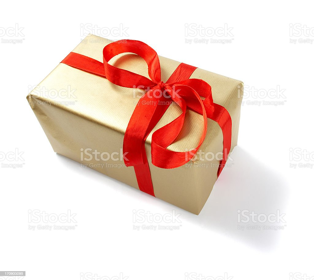 Perfect present royalty-free stock photo