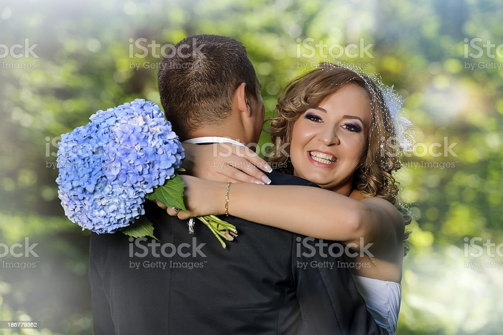 perfect relationship royalty-free stock photo