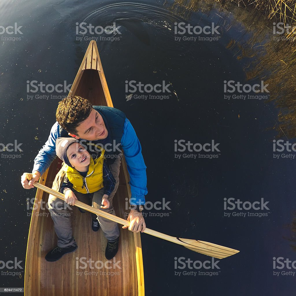 Perfect ride together stock photo