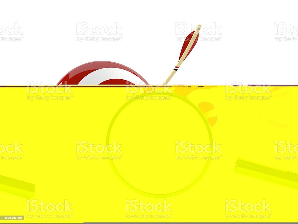 Perfect searching royalty-free stock photo
