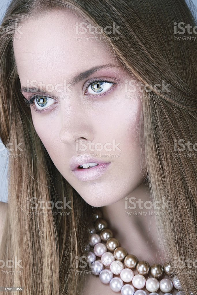 Perfect skin 7 royalty-free stock photo