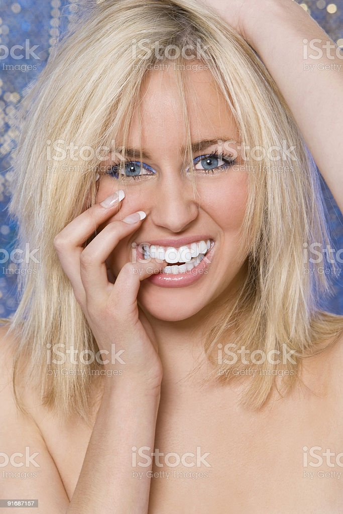 Perfect Smile royalty-free stock photo
