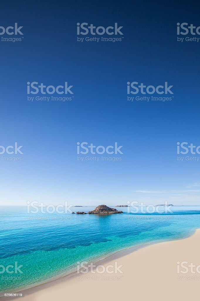 Perfect Summer stock photo