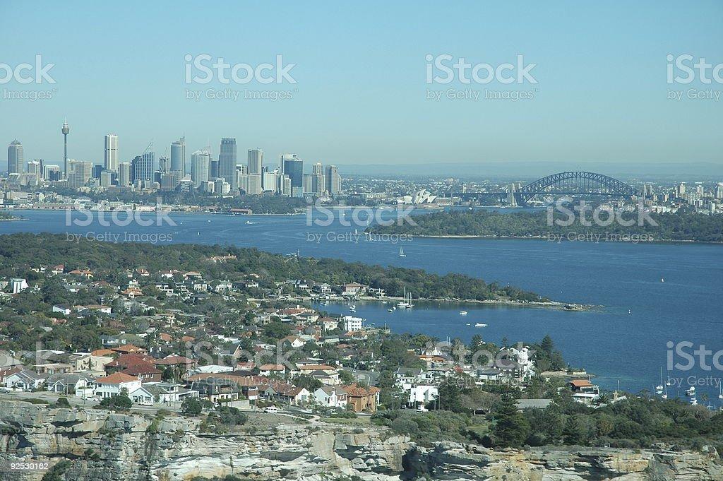 Perfect Sydney royalty-free stock photo