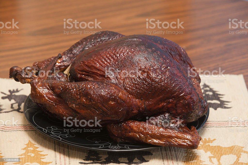 Perfect Thanksgiving Turkey stock photo