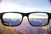 Perfect vision South Rim Grand Canyon
