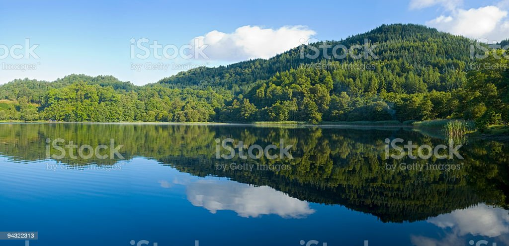 Perfect wilderness stock photo