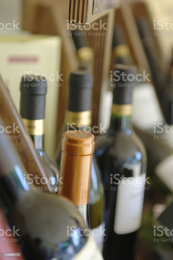 Perfect wine XL royalty-free stock photo