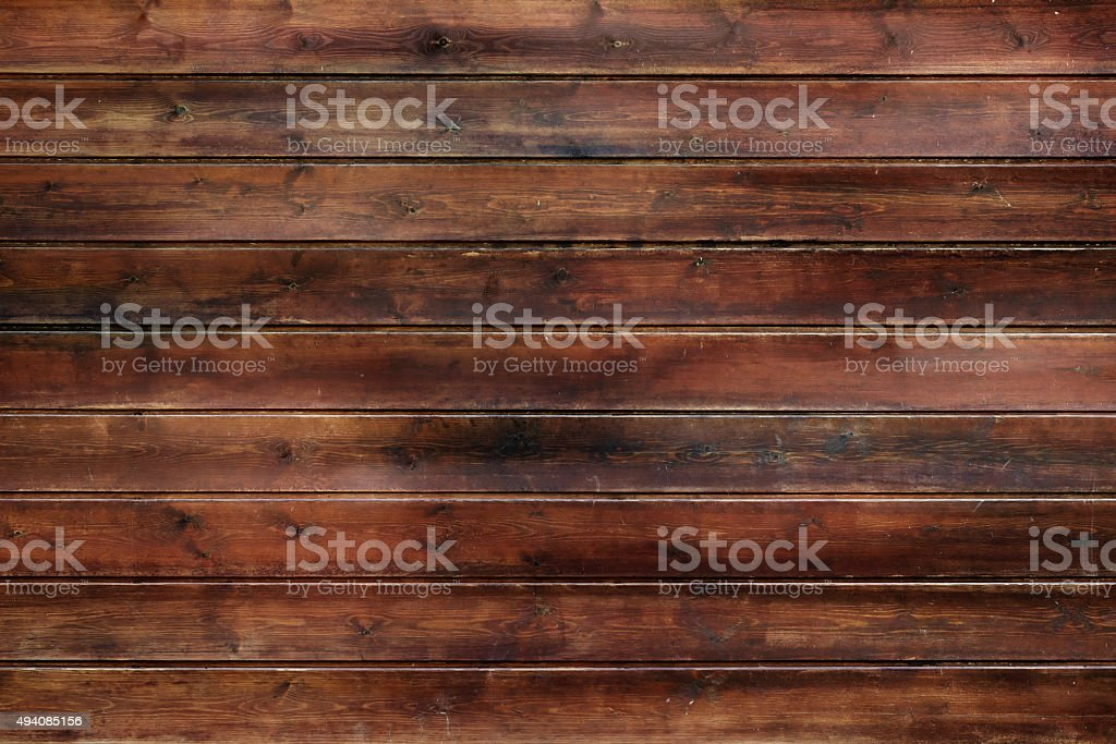 Perfect wood planks background stock photo