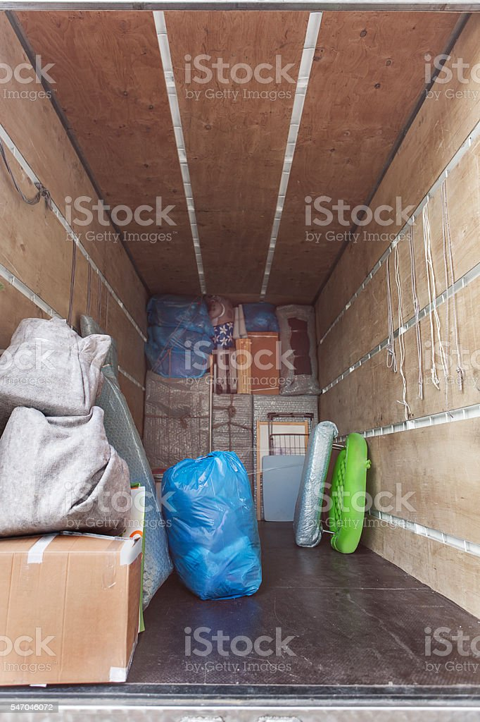 Perfectly Loaded stock photo