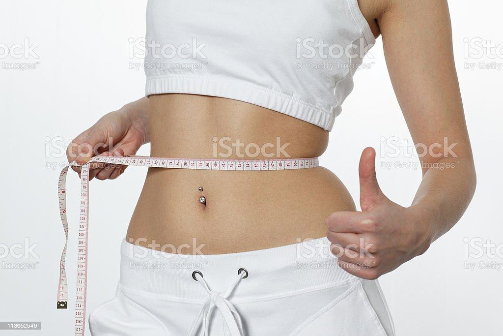 perfetc body stock photo