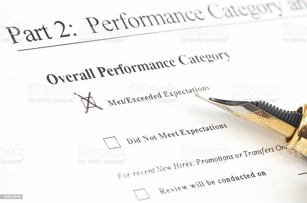 performance form royalty-free stock photo
